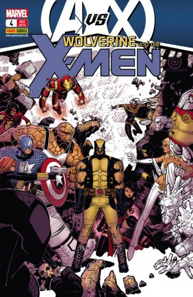 Wolverine & die X-Men 4