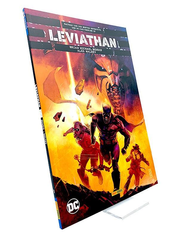Leviathan 1 Comic