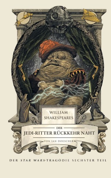 William Shakespeares Star Wars: Die Rückkehr der Jedi Ritter