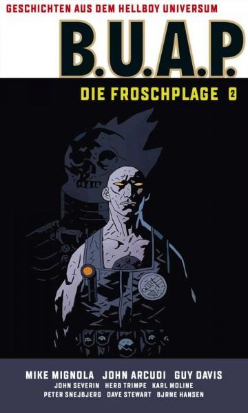 Geschichten aus dem Hellboy-Universum: B.U.A.P. - Die Froschplage 2 Cover