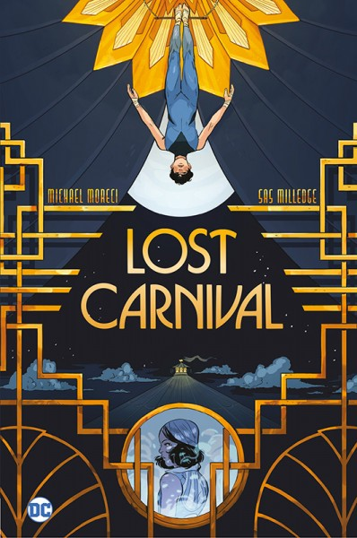 Lost Carnival: Über dem Abgrund Cover