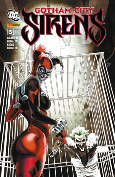 Gotham City Sirens 5