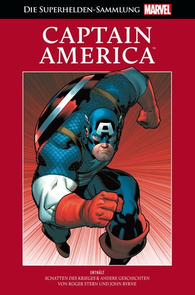 Die Marvel Superhelden Sammlung 7: Captain America