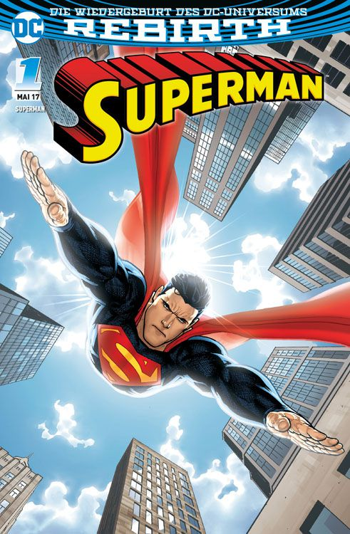 Superman 1 Variant