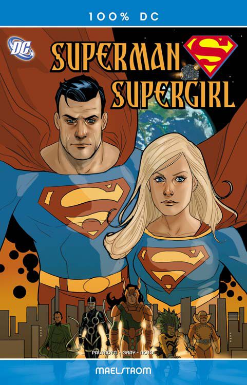 100% DC 34 - Superman/Supergirl -...