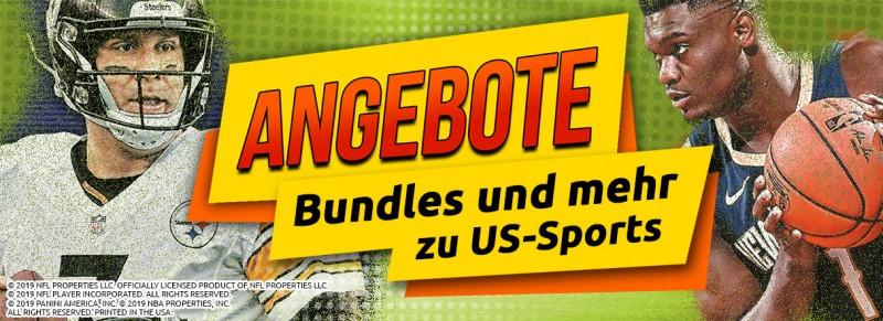 Angebote US-Sports - Bundles und mehr zu US-Sports