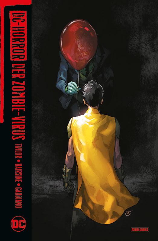 DC-Horror: Der Zombie-Virus Hardcover