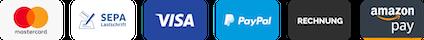 Panini - Zahlungsmethoden
