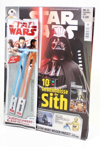 Star Wars - Magazin 23