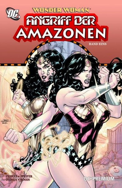 DC Premium 54: Angriff der Amazonen 1