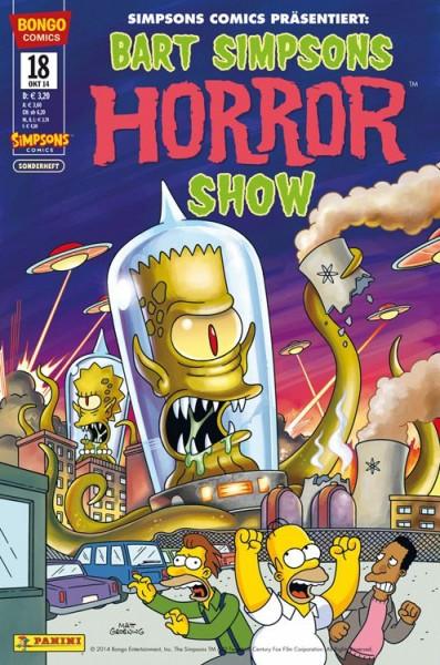 Bart Simpsons Horror Show 18
