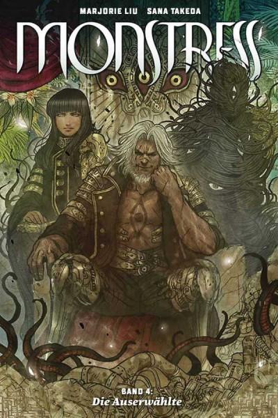 Monstress 4: Die Auserwählte Cover