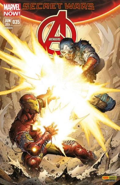 Avengers 35 (2013)