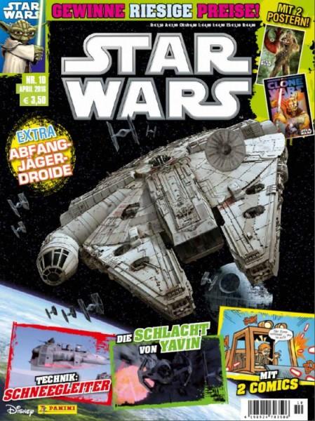 Star Wars - Magazin 10