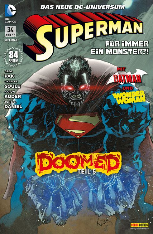Superman 34