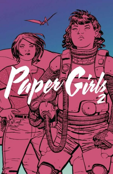 Paper Girls 2 Cover