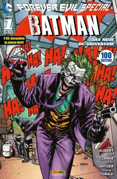Batman: Forever Evil Special 1