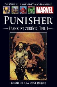 Hachette Marvel Collection 28: Punisher - Frank ist zurück, Teil I