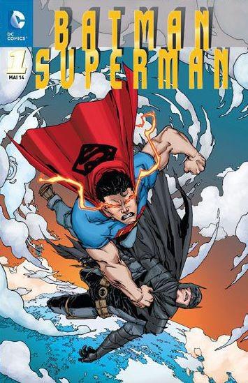 Batman/Superman 1 Variant B - Comic Salon Erlangen