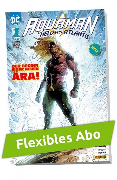 Flexibles Abo - Aquaman