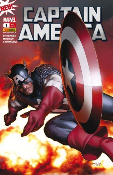 Captain America 1 (2012)