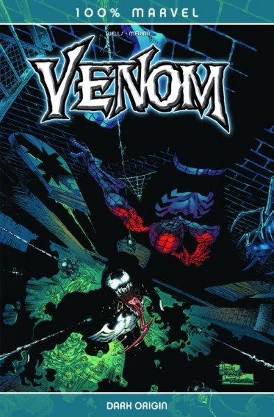 100% Marvel 43: Venom - Dark Origin