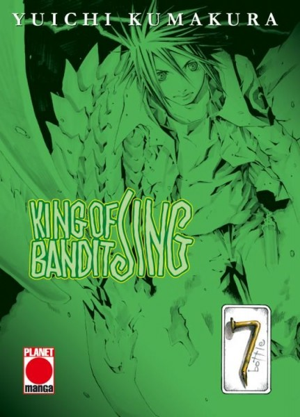 King of Bandit Jing: Bottle 7