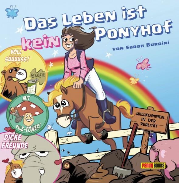 Das Leben ist kein Ponyhof 2