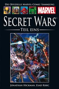 Hachette Marvel Collection 146: Secret Wars 1