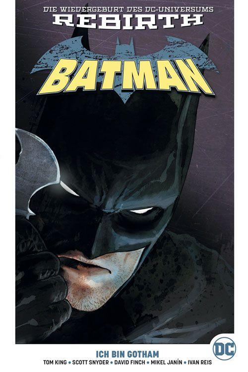 Batman Paperback 1: Ich bin Gotham...