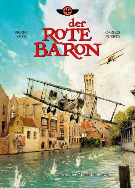 Der Rote Baron 1: Tanz der Maschinengewehre