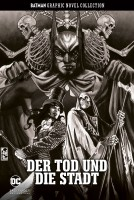 Batman Graphic Novel Collection 45: Der Tod und die Stadt Cover