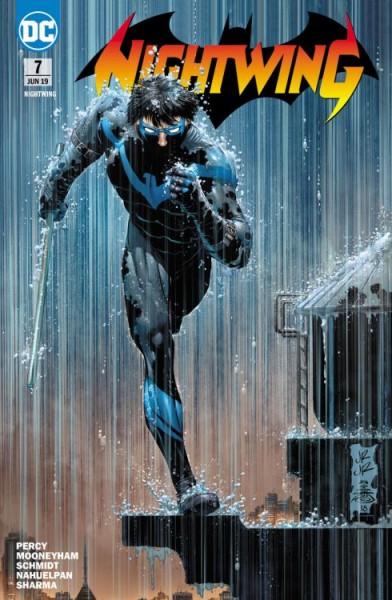 Nightwing 7: Gefangen im Darkweb