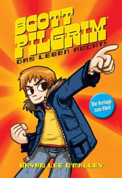 Scott Pilgrim - Graphic Novel 1: Das Leben rockt
