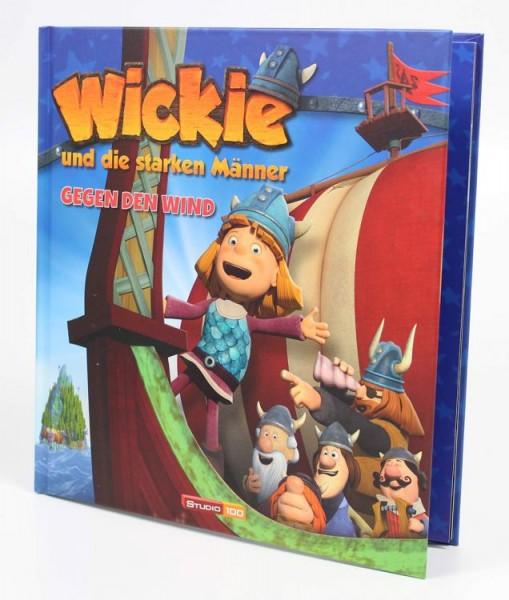 Wickie und die starken Männer - Geschichtenbuch 3 - Gegen den Wind