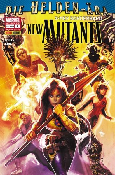 X-Men Sonderband: New Mutants 4