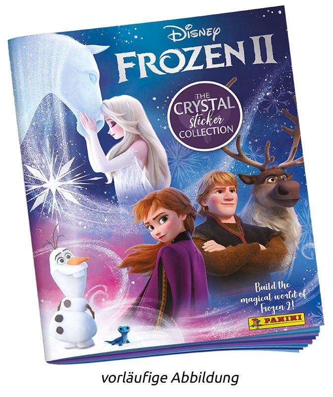 Disney: Die Eiskönigin 2 - Cristal Edition - Sticker und Cards Album Cover
