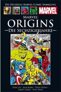 Hachette Marvel Collection 58: Marvel Origins - Die Sechzigerjahre