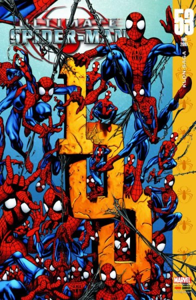 Der ultimative Spider-Man 53