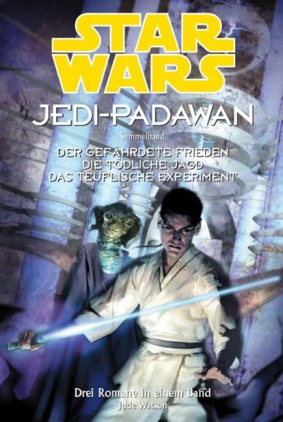 Star Wars: Jedi-Padawan Sammelband 4