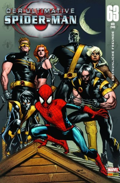 Der ultimative Spider-Man 63