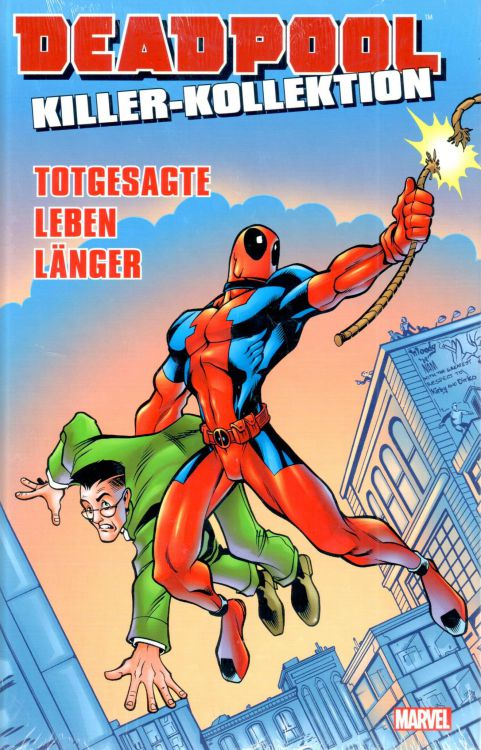 Deadpool Killer-Kollektion 4:...