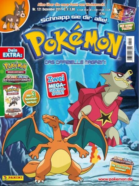 Pokémon Magazin 121