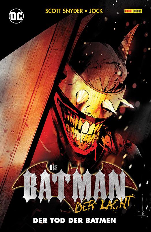 Der Batman, der lacht: Der Tod der...