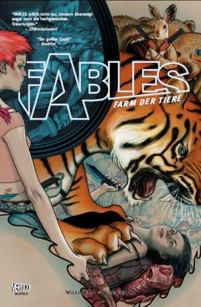 Fables 2 - Farm der Tiere