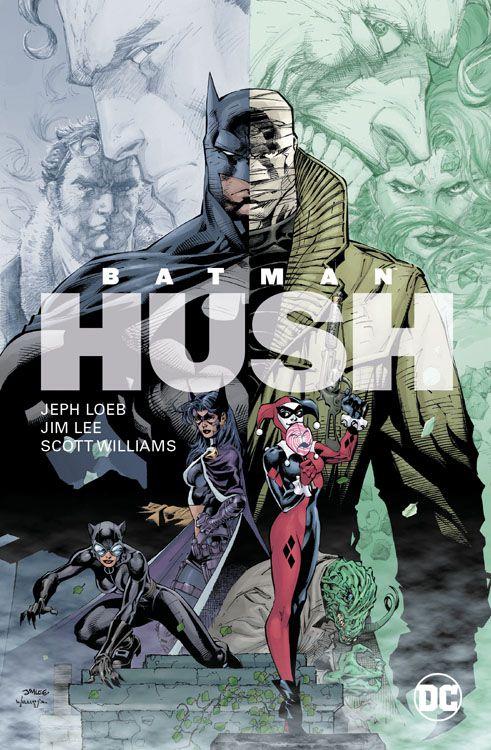 Batman: Hush 1