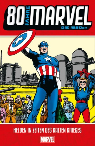 80 Jahre Marvel: Die 1950er - Helden in Zeiten des Kalten Krieges