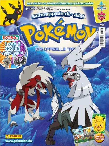 Pokémon Magazin 139