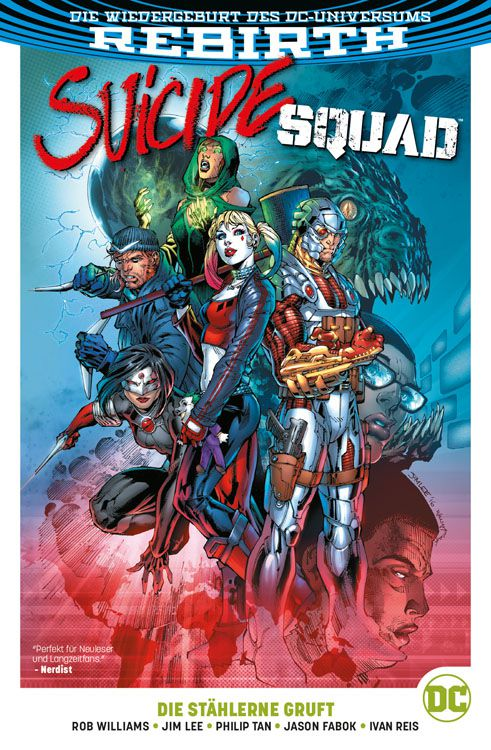 Suicide Squad 1: Die stählerne Gruft