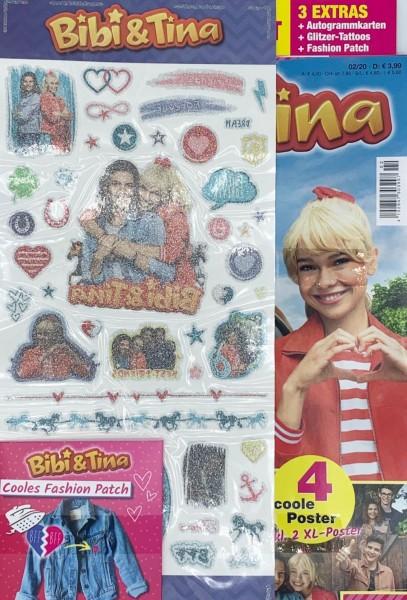 Bibi und Tina Magazin 02/20